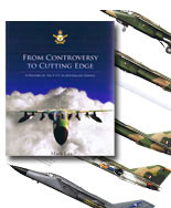 From Controversy to Cutting Edge 'From Controversy to Cutting Edge' (Author  Mark Lax; Pub. RAAF Air Power Development Centre). A History of the F-111 in Australian Service. Contribution: Profile drawings