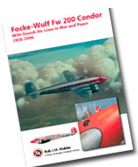 Focke-Wulf Fw 200 Condor with Danish Air Lines A detailed look at the Fw 200 in Danish service. Contribution: 8 pages of colour profile drawings.